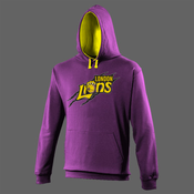 Personalisable 2 Colour Hoodie